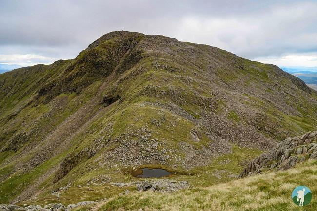 ben cruachan ridge scotland in a day
