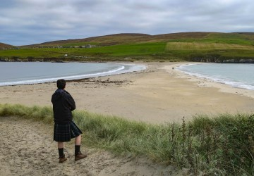shetland travel blog