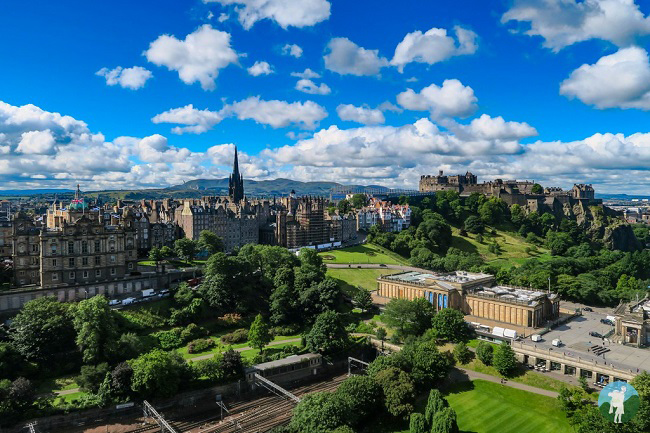 edinburgh scotland road trip itinerary
