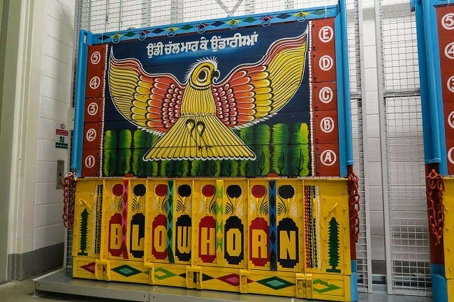 indian bus glasgow