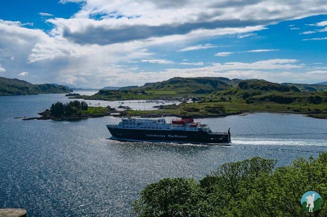 oban gateway to the isles scotland 2018