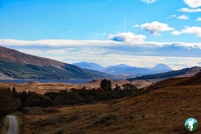 scotland 2018 road trip