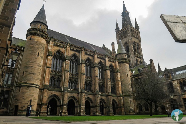 outlander season 3 filming locations glasgow university