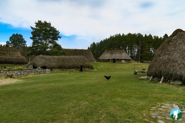 highland folk museum cairngorms