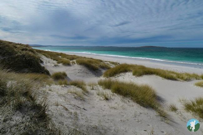 berneray north uist beaches