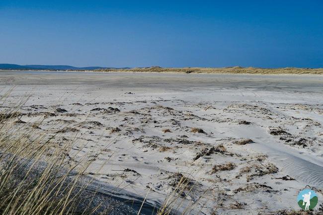 north uist beaches