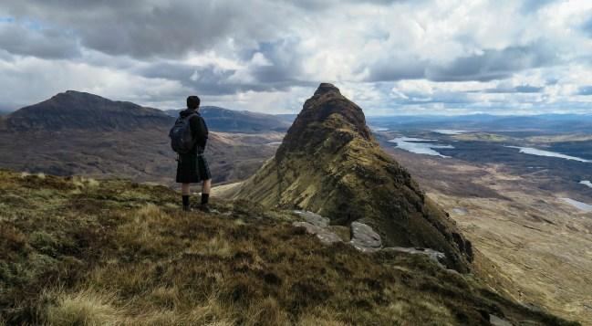 lochinver walks suilven blog