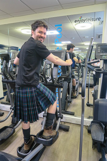 things to do in east lothian fitness