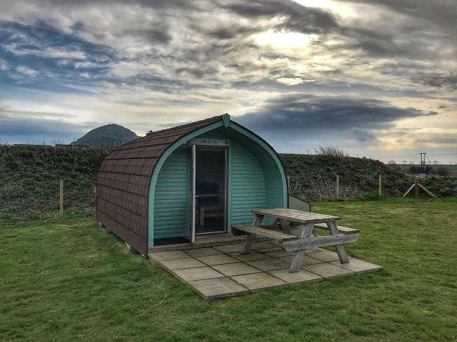 places to stay north berwick