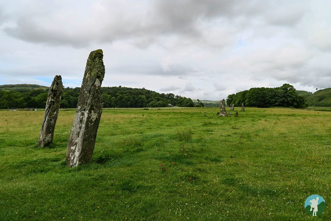 kilmartin glen standing stones corryvreckan boat trips