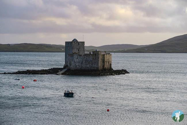 isle of barra kisimul castle
