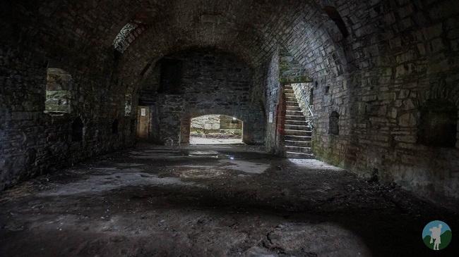 noltland castle interior
