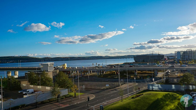view hotel apex dundee