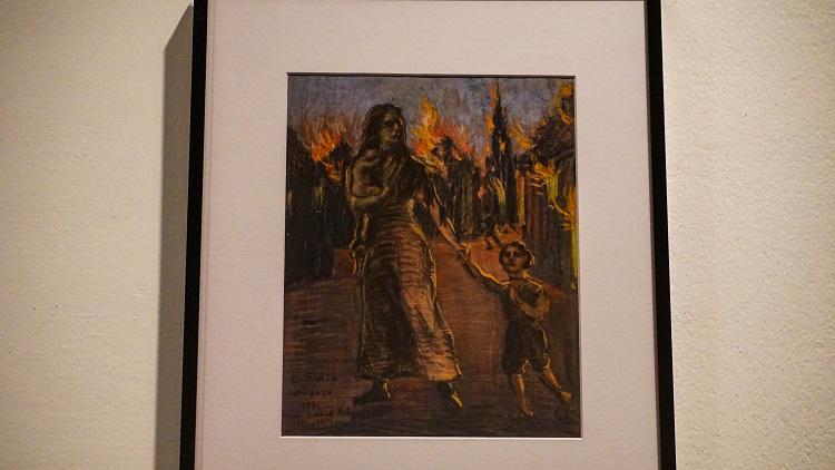 world war I exhibition glasgow