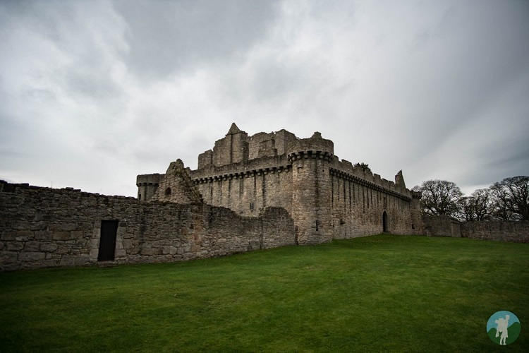 craigmillar outlaw king filming locations