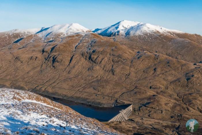 hiking routes scotland winter