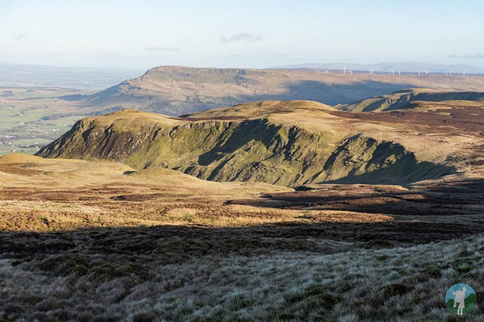 campsie fells winter walking