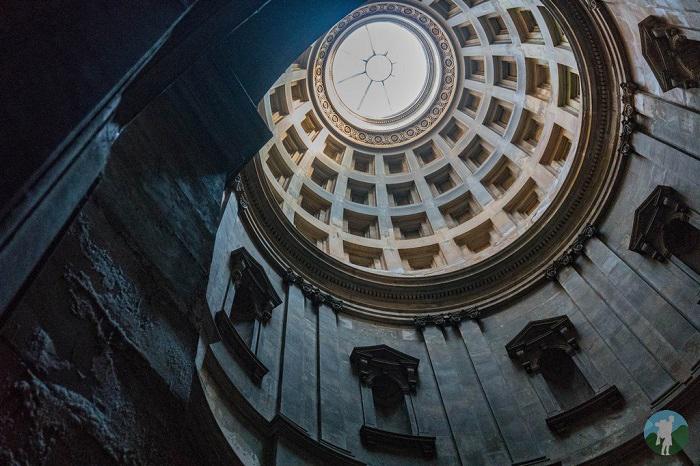 inside hamilton mausoleum dome