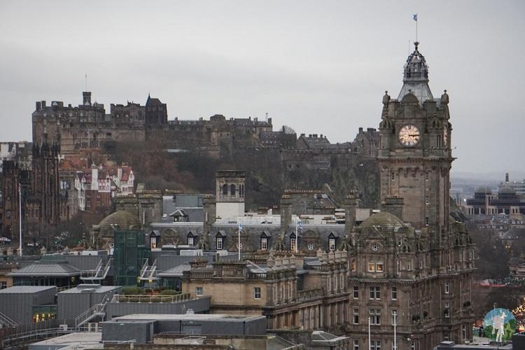 city view edinburgh itinerary