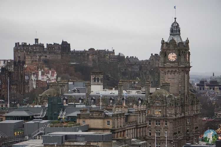 city view edinburgh itinerary