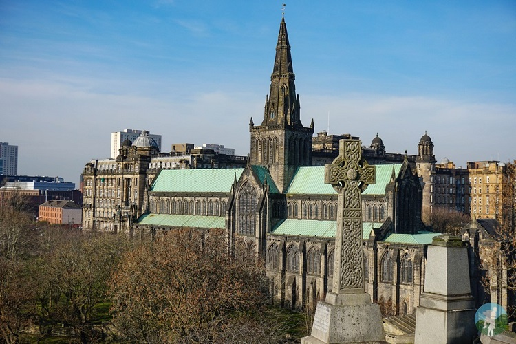 10 day scotland itinerary glasgow cathedral