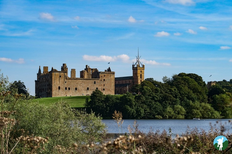castles near edinburgh