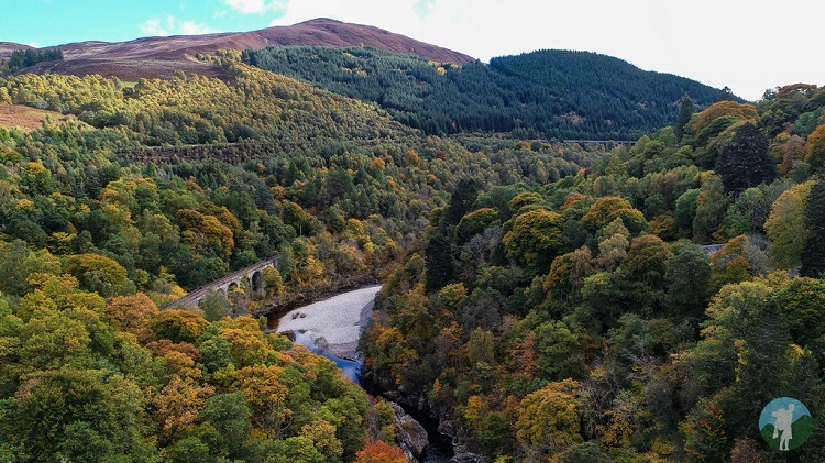 killiecrankie scotland road trip