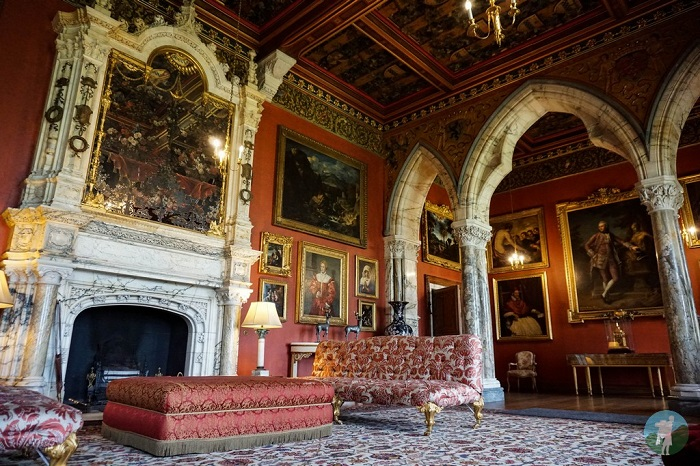 mount stuart rooms