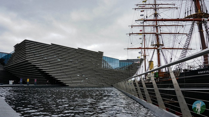 dundee culture scotland itinerary