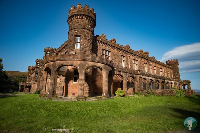 isle of rum day trip kinloch castle