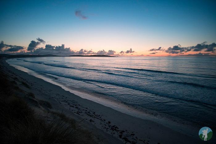 north uist sunset