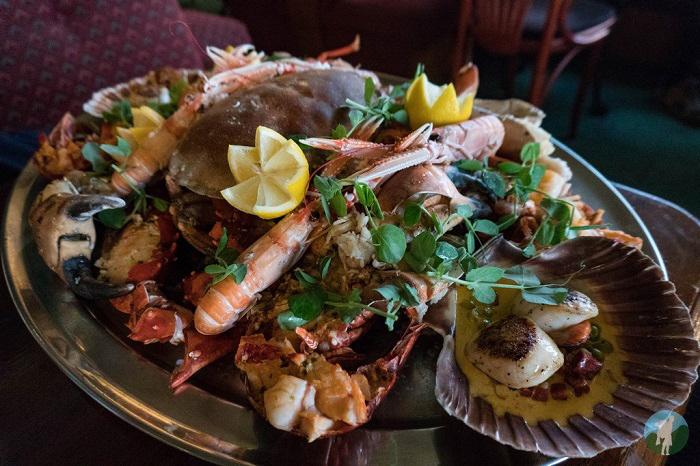 seafood west coast scotland holidays