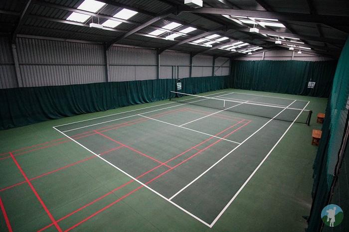 indoor sports fife