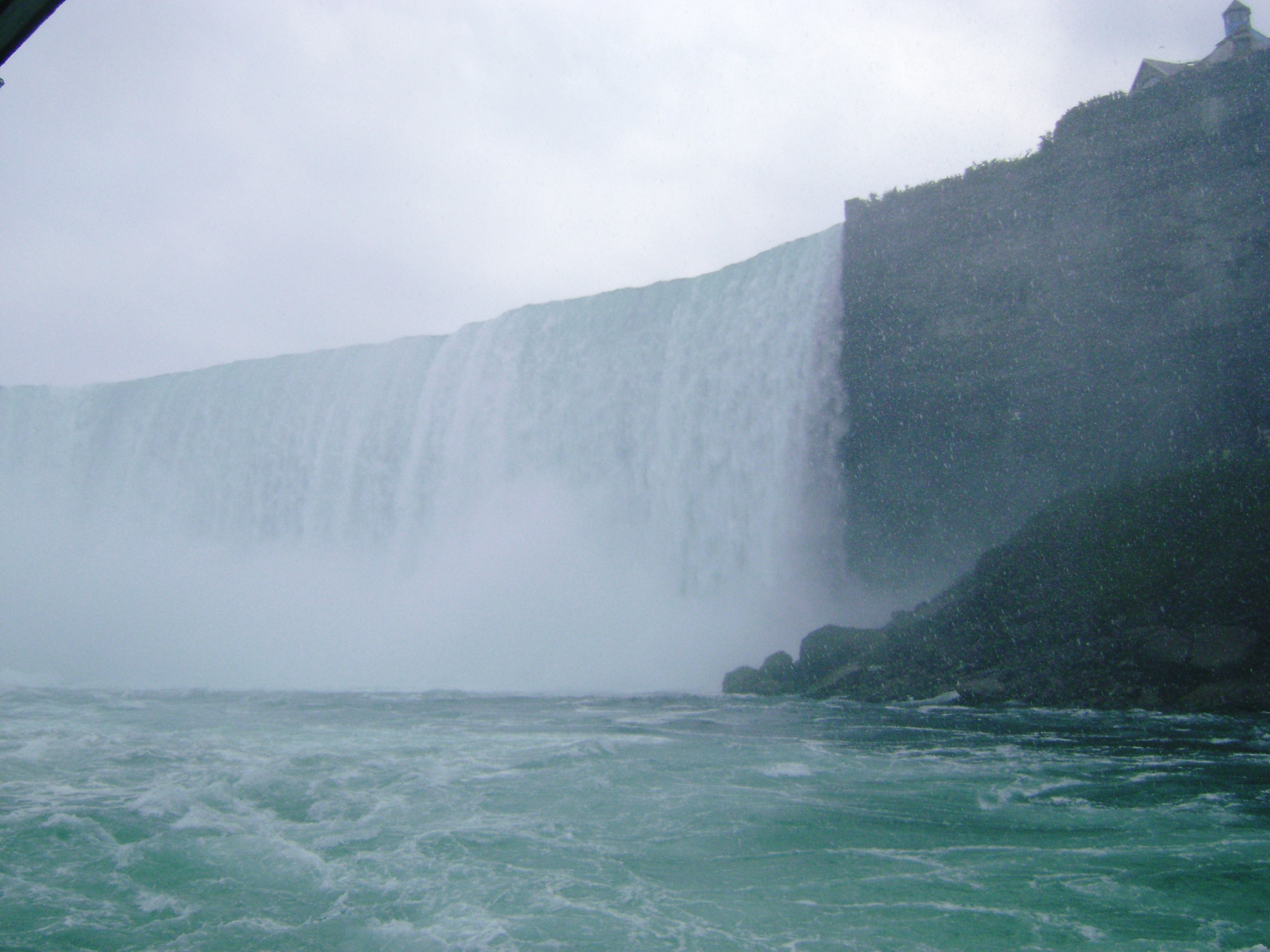 Niagara Falls Pictorial Part Two Water Level Travelswithanthony