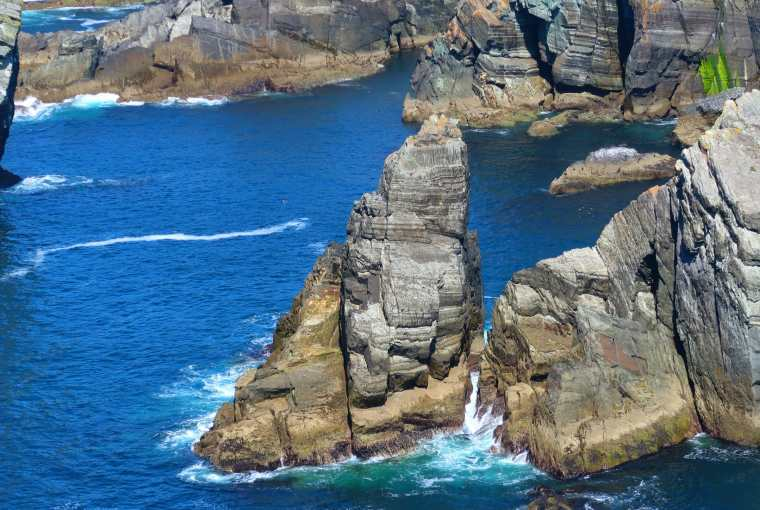 A Surprise Visit to Mizen Head on the Wild Atlantic Way Travels with Bibi
