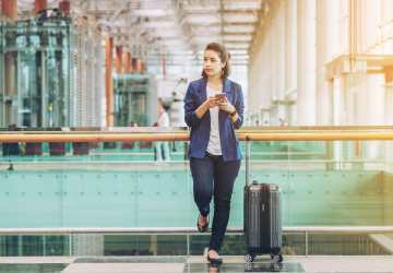 Travel as Busy Professional Travels with Bibi