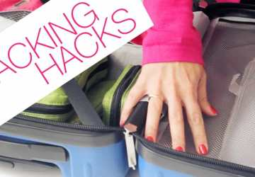 Tips and Tricks for Travel - Packing Hacks for Long Trips Travels with Bibi