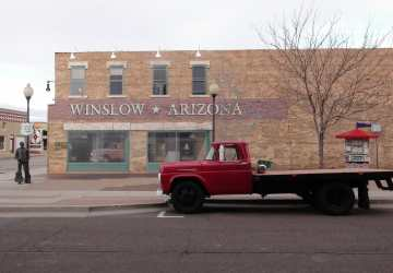 Bucket List Route 66 Road Trip to Winslow, Arizona Travels with Bibi