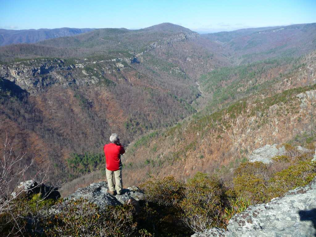 Linville Gorge, NC: Grand Canyon Of The East Travels with Bibi