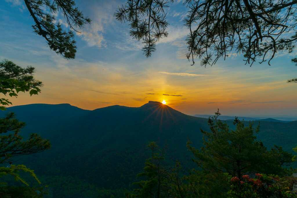 Linville Gorge: Grand Canyon Of The East Travels with Bibi
