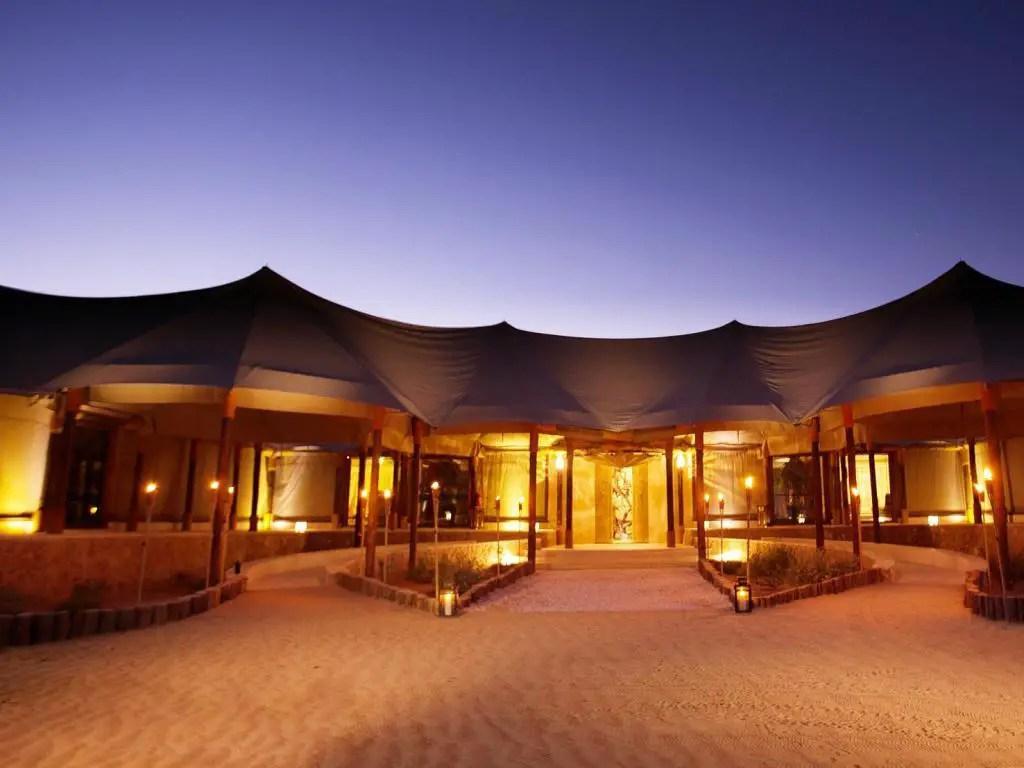 The Best Luxury Desert Resorts in UAE Travels with Bibi