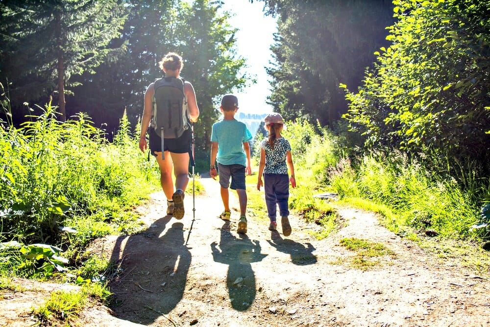 3 Safety Tips for Hiking with Your Family