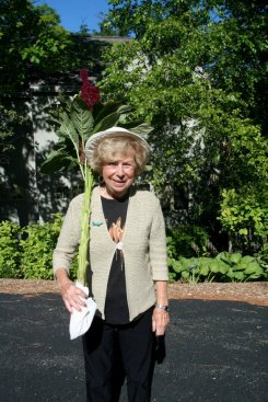 In June we had an early celebration with Martha Mullkoff for her 90th birthday!!!