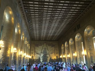 The Golden Hall