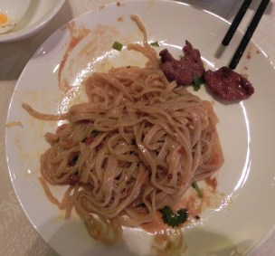 Xian, Lunch, Chinese Noodles