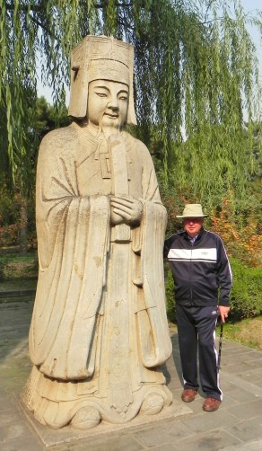 Ming Tombs, Beijing, Ming Statues