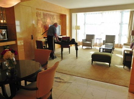 Suite's Living Room