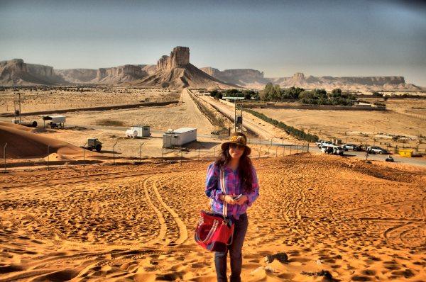 saudi arabia travels with jaye