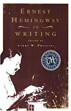 Hemingway on writing brightened