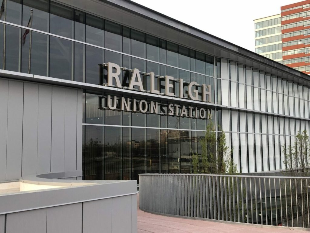 Raleigh Union Station